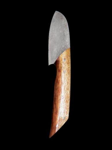 Δαμασκηνό Μαχαίρι Μίνι Santoku 180 Στρώσεων 9 εκ