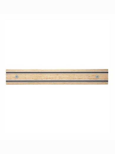 Bisbell Bisigrip Rubberwood Μπάρα Μαγνητική Ξύλινη 30 cm