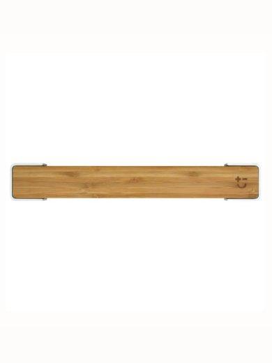 Bisbell Μπάρα Μαγνητική από Μπαμπού 30 cm.