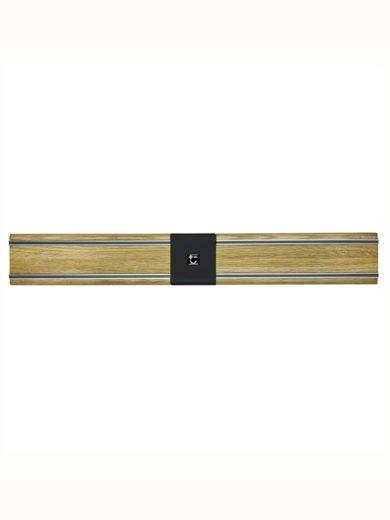 Μπάρα μαγνητική από ξύλο βελανιδιάς 45 εκ
