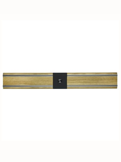 Bisbell Μπάρα Μαγνητική από Ξύλο Βελανιδιάς 45 cm.