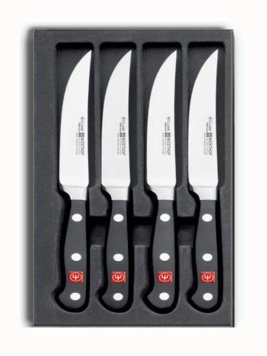 Wusthof Classic Set Δώρου Μαχαιριών Μπριζόλας 4 Τεμαχίων