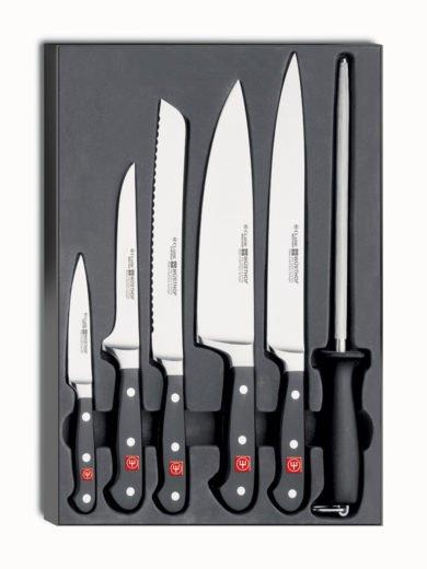 Wusthof Classic Set Δώρου Μαχαιριών 6 Τεμαχίων
