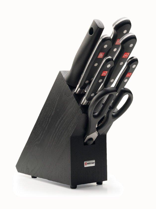 Wusthof Classic Block Μαχαιριών 7 Θέσεων