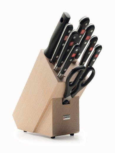 Block Μαχαιριών 9 Θέσεων Classic