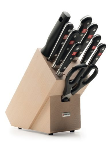 Wusthof Classic Block Μαχαιριών 9 Θέσεων