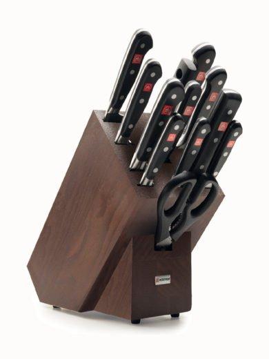 Wusthof Classic Block Μαχαιριών 12 Θέσεων