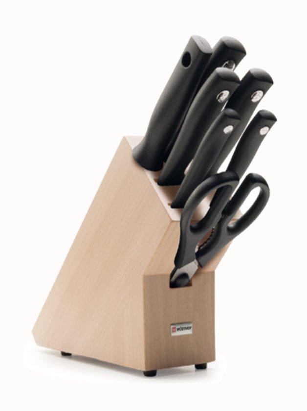 Wusthof Silverpoint Block Μαχαιριών 7 Θέσεων