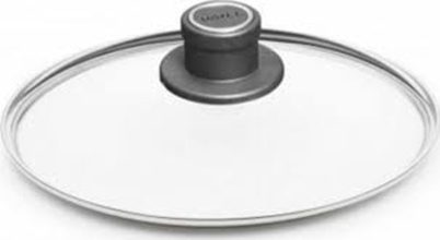 Safety fireproof glass lid for pans and pots 20cm