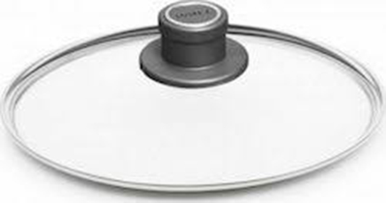 Safety fireproof glass lid for pans and pots 26cm