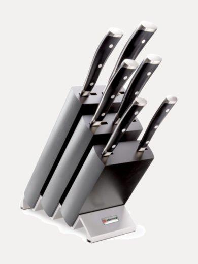 Wusthof Classic Ikon Block Μαχαιριών 6 Τεμαχίων