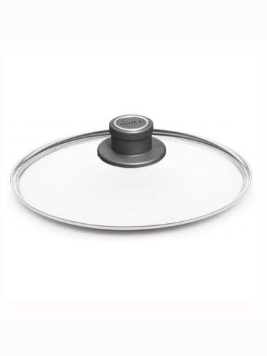Woll Καπάκι γυάλινο πυρίμαχο για τηγάνια και κατσαρόλες 28 cm