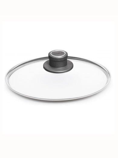 Woll Καπάκι γυάλινο πυρίμαχο για τηγάνια και κατσαρόλες 30 cm