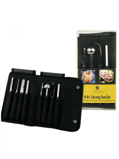 Mercer Culinary Carving Set 9 Τεμαχίων