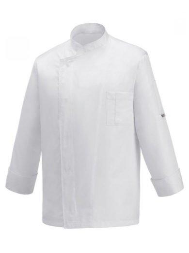 Μπλούζα Μάγειρα Microfiber-Ottavio ML White