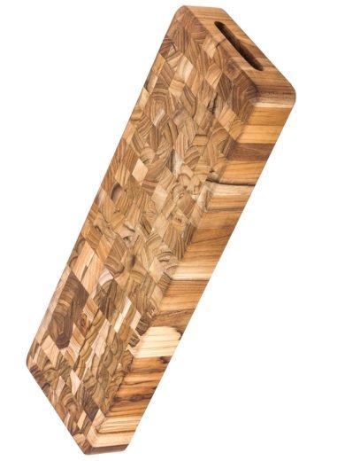 Teak Haus Butcher Ξύλο Κοπής και Σερβιρίσματος 45,7 x 15,2 x 5,1 cm