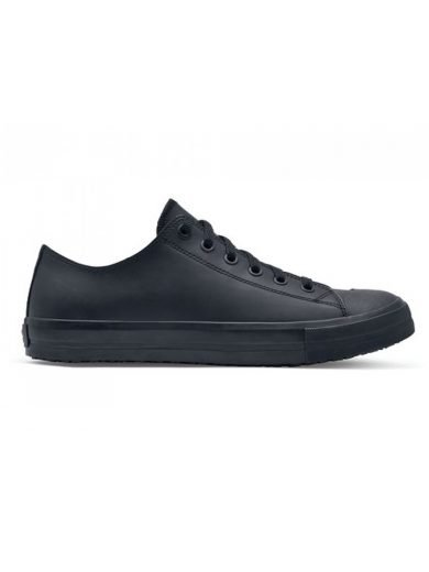 Shoes For Crews Delray-Leather Γυναικείο-Μαύρο