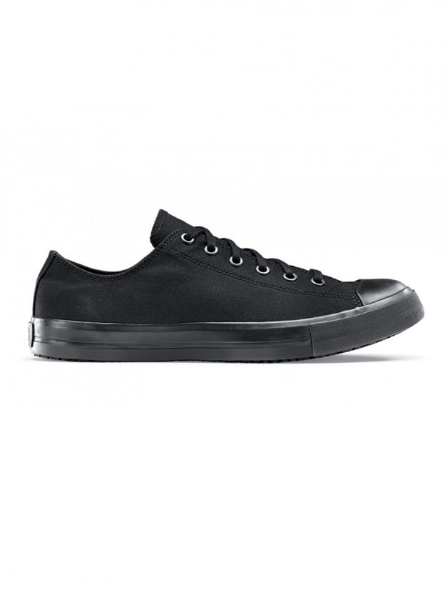 Shoes For Crews Delray-Canvas Ανδρικό - Μαύρο