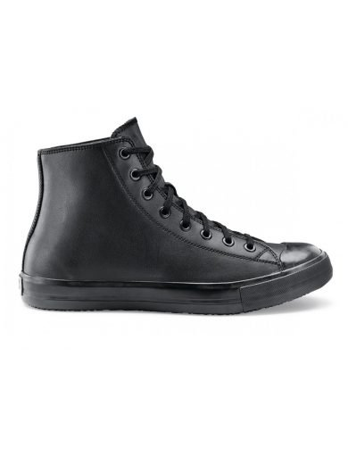 Shoes For Crews Pembroke-Leather - Μαύρο