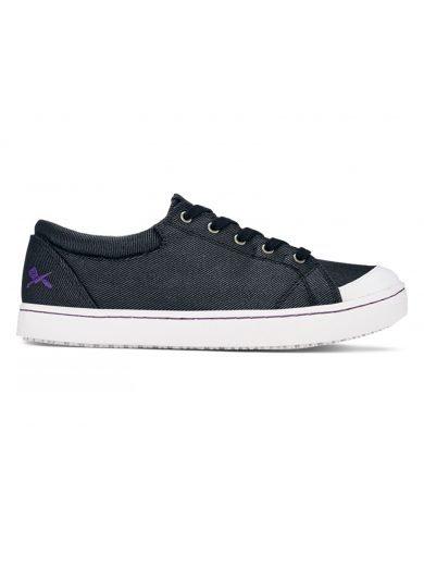 Shoes For Crews Maven Γυναικείο - Μαύρο/Άσπρο