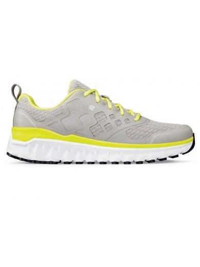 Shoes For Crews Bridgetown Ανδρικό - Γκρί/Κίτρινο
