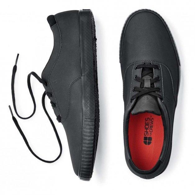 Shoes For Crews Carter Ανδρικό - Μαύρο