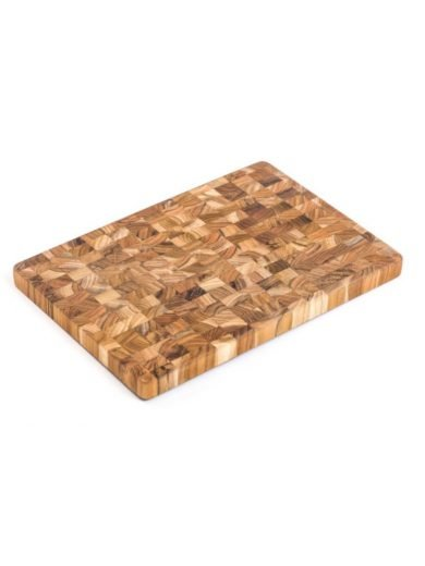TEAK HAUS Cutting and serving board 35,5x25,4x2,5 cm
