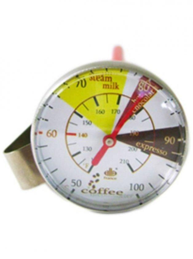 AllaFrance, Θερμόμετρο για Καπουτσίνο, γάλα +50 έως +100°C 12.5 εκατ.