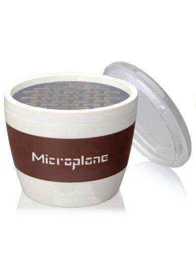 Microplane Τρίφτης Σοκολάτας Με Κύπελλο