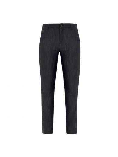Giblor's Παντελόνι Σεφ Γυναικείο Iride Μαύρο Jeans