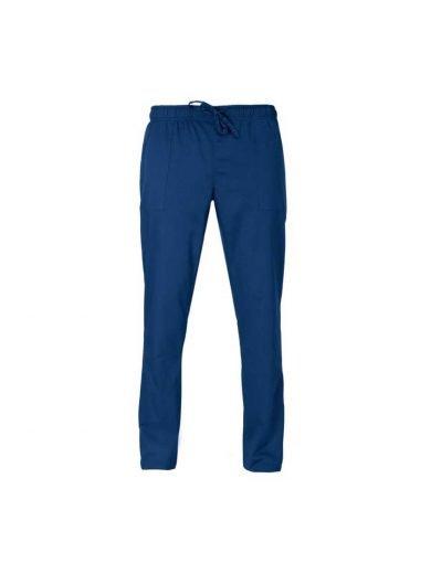 Giblor's Παντελόνι Σεφ Rodi Royal Μπλε