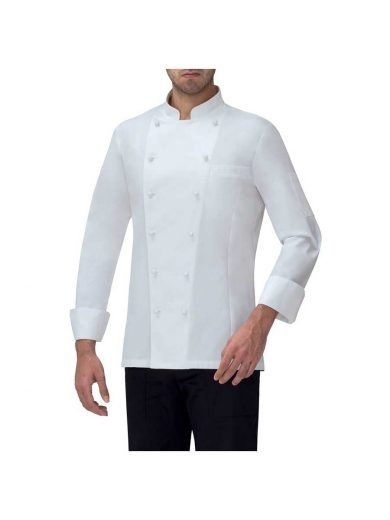 Giblor's Σακάκι Σεφ Executive Chef Λευκό