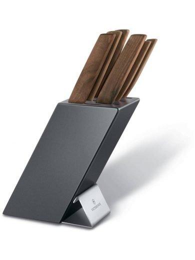 Victorinox Swiss Modern, Μπλοκ μαχαιριών 6 θέσεων