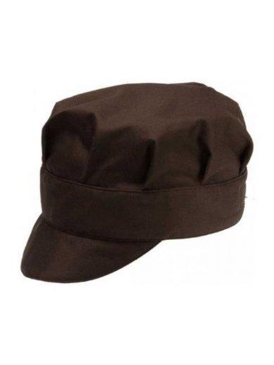Καπέλο καφέ συνθετικό Thommy Moka