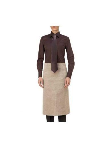 Giblor's Ποδιά Μέσης 70x70 cm Zagabria Καφέ