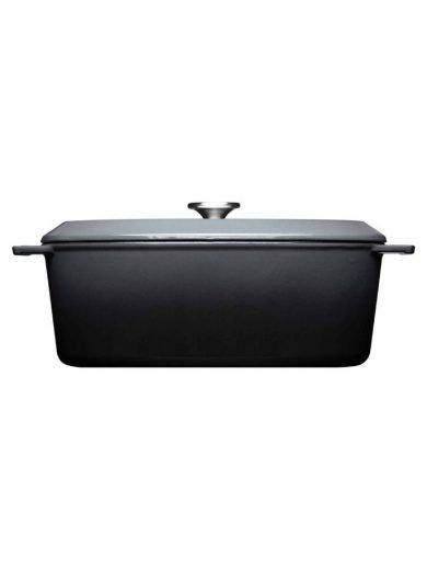 Woll Γάστρα Carbon Grey Iron 34x26 εκ 7,5 λτ