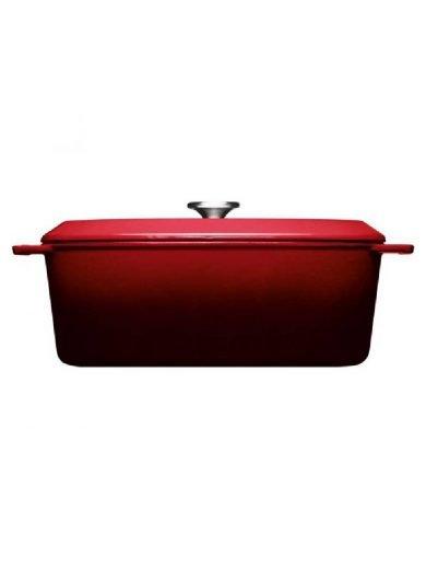 Woll Γάστρα Chili Red Iron 34x26 εκ 7,5 λτ