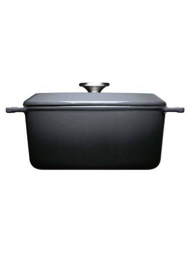 Woll Χύτρα Carbon Grey Iron 24 εκ 4,2 λτ