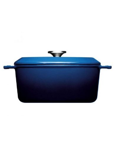 Woll Χύτρα Cobalt Blue Iron 24 εκ 4,2 λτ