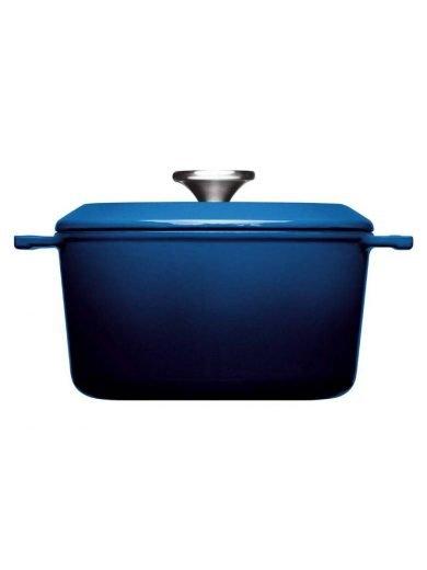 Woll Cobalt Blue Iron Χύτρα 20 εκ 28 λτ