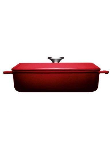 Woll Σωτέζα Chili Red Iron 28 εκ