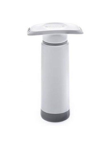 Status, Αντλία Συντήρησης Τροφίμων Σε Κενό Αέρος Χειροκίνητη Για Δοχεία και Καπάκια Status Ασπρη Vacuum Pump