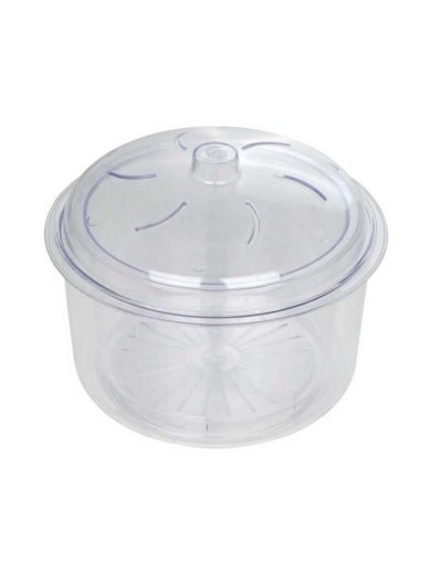 Dexam Ατμομάγειρας φούρνου μικροκυμάτων για ρύζι και λαχανικά 2.3 λτ.