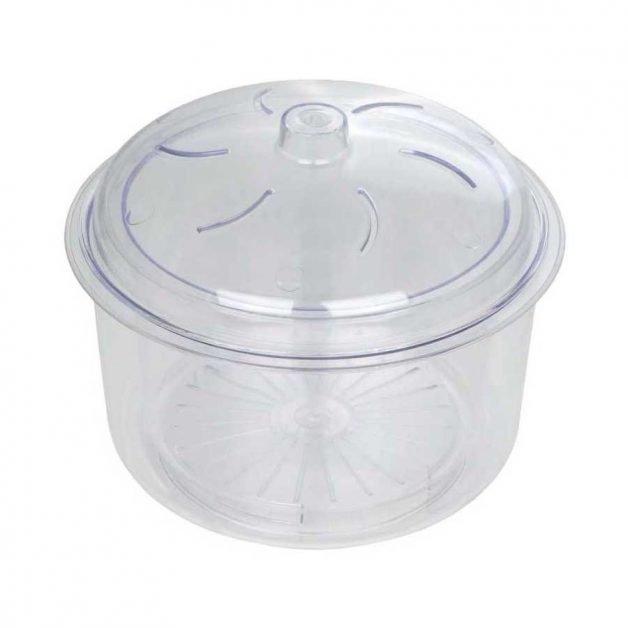 Dexam Ατμομάγειρας Για Ρύζι Και Λαχανικά 2.3 λτ.
