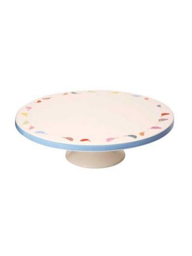 Dexam Βάση για κέικ από πορσελάνη 28.5 εκατ. Little Bird