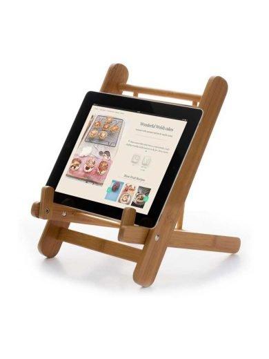 Dexam Βάση μπαμπού για βιβλίο μαγειρικής ή tablet