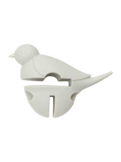 Dexam Βάση σιλικόνης για κουτάλα κρεμ Little Birds
