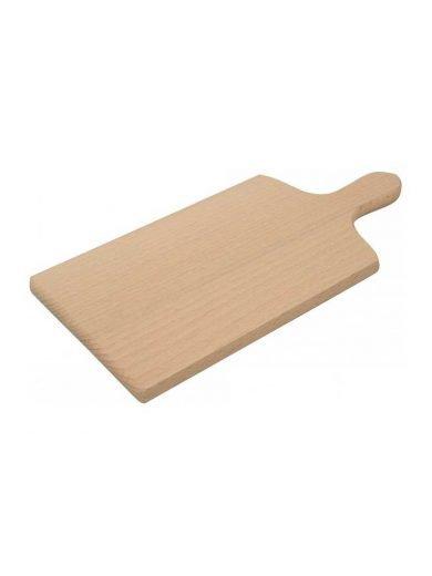 Drevotvar Επιφάνεια κοπής λαχανικών από ξύλο οξιάς, 28x12x1.1 εκατ.