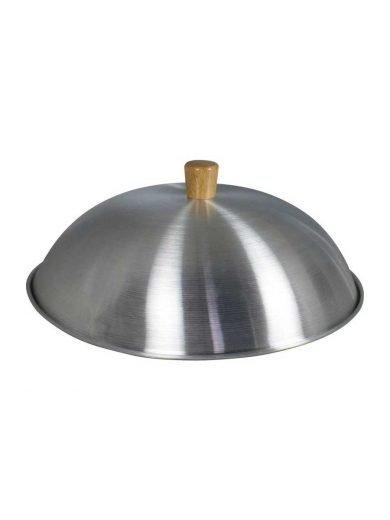 Dexam Καπάκι Wok Αλουμινίου 34 εκ