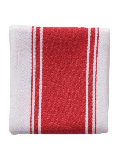 Dexam Πετσέτα Κουζίνας Βαμβακερή 100% Ρίγα Love Colour Σε Διάφορα Χρώματα